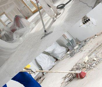 İnşaat veya Tadilat sonrası temizlik hizmetimizle yapılarınızı çok kısa sürede yerleşime hazırlayabilirsiniz