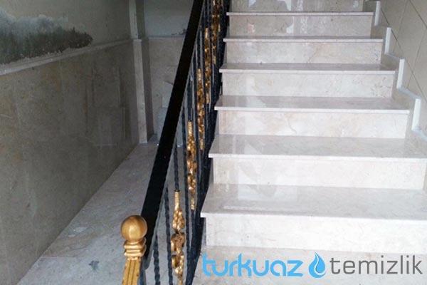 Mermer Merdiven Temizliği