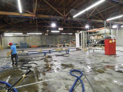Fabrika ve İmalathane Temizlik İşlemleri